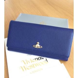 ヴィヴィアンウエストウッド(Vivienne Westwood)のVivienne Westwood  ブルー(財布)