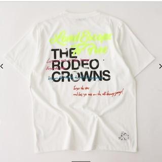 ロデオクラウンズワイドボウル(RODEO CROWNS WIDE BOWL)のメンズ 0528 Lサイズ(Tシャツ/カットソー(半袖/袖なし))