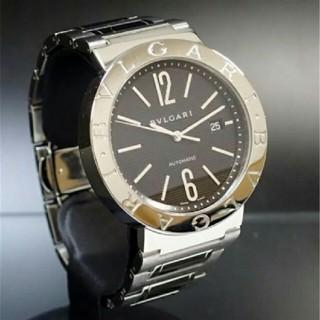 ブルガリ(BVLGARI)のBVLGARI ブルガリ 腕時計 BB42SSAT 黒 (腕時計(アナログ))