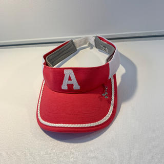 アディダス(adidas)のお取り置き☆新品未使用☆ adidas サンバイザー(ウエア)