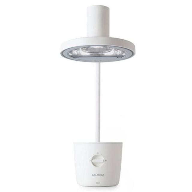 最安値【新品】BALMUDA The Light  L01A-WH(ホワイト) インテリア/住まい/日用品のライト/照明/LED(テーブルスタンド)の商品写真