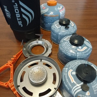 mont bell - モンベル JETBOIL ZIP