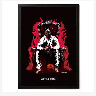 アップルバム(APPLEBUM)のアップルバム applebum Black Jesus A1ポスター 送料込み(その他)