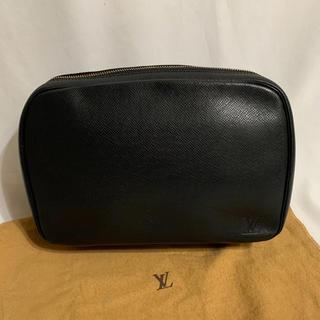 ルイヴィトン(LOUIS VUITTON)の美品 LOUIS VUITTON ルイヴィトン タイガ セカンドバッグ (セカンドバッグ/クラッチバッグ)