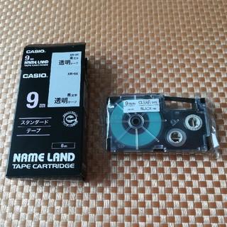 CASIO - CASIO ネームランド テープ 新品 未使用品