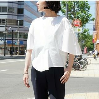 エンフォルド(ENFOLD)のENFOLD新品未使用タグ付き(シャツ/ブラウス(半袖/袖なし))