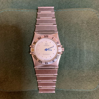 オメガ(OMEGA)のOMEGA レディス コンステレーション(腕時計)