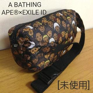 A BATHING APE - [新品]☆A BATHING APE×EXILE ID ☆ボディーバッグ☆