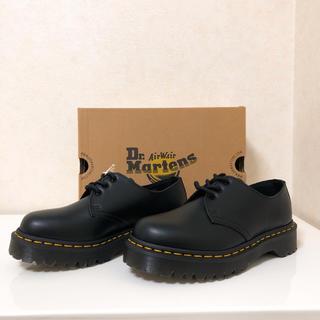 ドクターマーチン(Dr.Martens)のドクターマーチン 3ホール 1461 BEX 厚底 UK5 24cm(ローファー/革靴)
