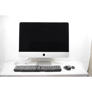 アップル(Apple)の【美品・超お得・仕事にも最適】iMac(21.5インチ2013)大容量1TB(デスクトップ型PC)