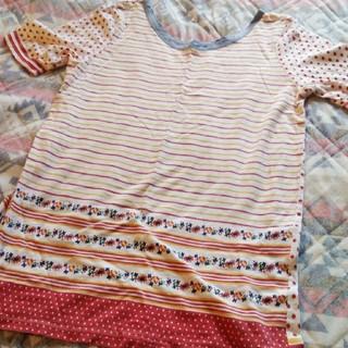 キューブシュガー(CUBE SUGAR)のキューブシュガー 半袖Tシャツ(Tシャツ(半袖/袖なし))