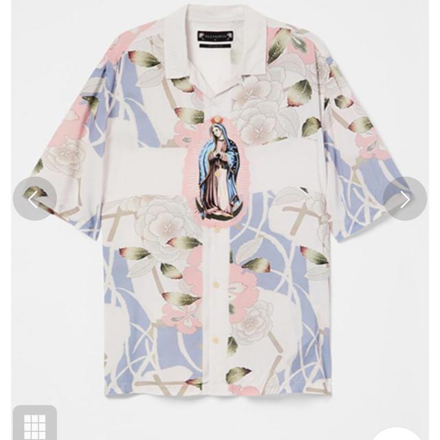 All Saints(オールセインツ)の新品 all saints アロハシャツ メンズのトップス(シャツ)の商品写真