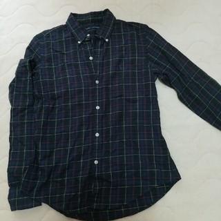 ラルフローレン(Ralph Lauren)のラルフローレン ギンガムチェックシャツ(シャツ/ブラウス(長袖/七分))