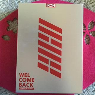iKON - iKON  WELCOME BACK  2CD+DVD
