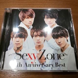 セクシー ゾーン(Sexy Zone)のSexy Zone 5th Anniversary Best通常盤(ポップス/ロック(邦楽))