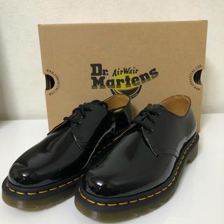 ドクターマーチン(Dr.Martens)のドクターマーチン 3ホール 1461 パテント エナメル UK4 23cm(ローファー/革靴)
