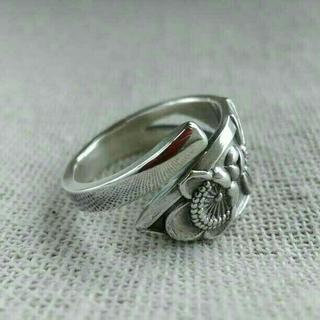 スプーンリング シルバー950(リング(指輪))