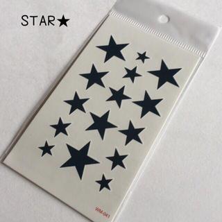 星タトゥーシール(その他)