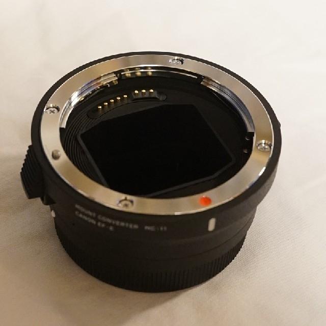 SIGMA(シグマ)のSIGMA マウントコンバーター MC-11 スマホ/家電/カメラのカメラ(その他)の商品写真