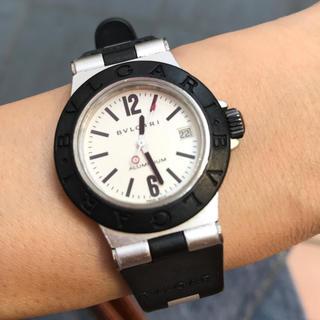 ブルガリ(BVLGARI)の正規品 ブルガリ bvlgari アルミニウム 難あり(腕時計)