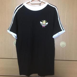 アディダス(adidas)のadidas (Tシャツ/カットソー(半袖/袖なし))