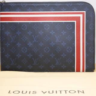 ルイヴィトン(LOUIS VUITTON)のルイヴィトン モノグラムコバルト クラッチバッグ ポシェット ジュールM6167(セカンドバッグ/クラッチバッグ)
