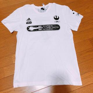 アディダス(adidas)のadidas starwars Tシャツ(Tシャツ/カットソー(半袖/袖なし))