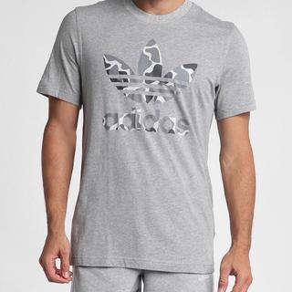 アディダス(adidas)の新品 アディダス adidas カモフラ Tシャツ 半袖 クルーネック L(Tシャツ/カットソー(半袖/袖なし))