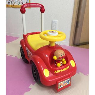 アガツマ(Agatsuma)のアンパンマン NEW メロディアンパンマンカー(手押し車/カタカタ)