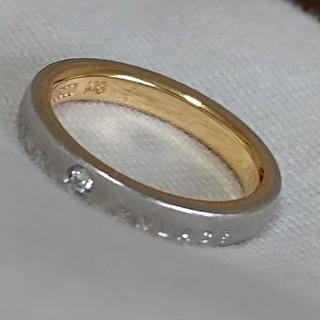 ニナリッチ(NINA RICCI)のリング pt900 k18 (リング(指輪))