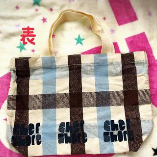 Cher - cher shore(シェルショア) 付録 バッグ bag