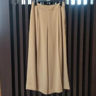 ルネ(René)のRene  タックワイドパンツ  34サイズ(ロングスカート)