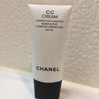 シャネル(CHANEL)のCCクリーム N   21ベージュ(BBクリーム)