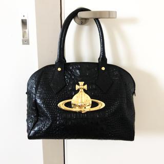 Vivienne Westwood - ☆値下げ☆ハンドバッグ、ヴィヴィアン、クロコ
