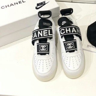 シャネル(CHANEL)の人気 Chanel*Nike  スニーカー 24.0 (スニーカー)