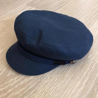 コドモビームス(こども ビームス)のスタートレック startrick キャスケット マリン帽 ワークキャップ(帽子)