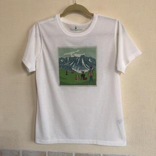 モンベル(mont bell)の新品  ❁ モンベル Tシャツ レディース L(Tシャツ(半袖/袖なし))