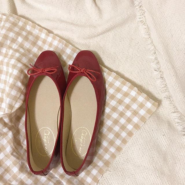w closet(ダブルクローゼット)のwcloset バレエシューズ レディースの靴/シューズ(バレエシューズ)の商品写真
