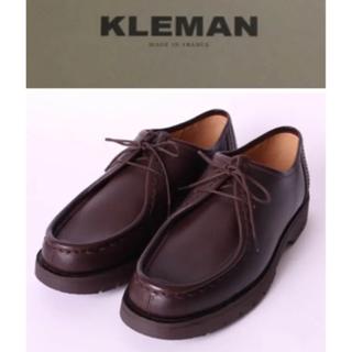 パラブーツ(Paraboot)のKLEMAN  クレマン PADRE チロリアン パラブーツ タイプ フランス製(ドレス/ビジネス)