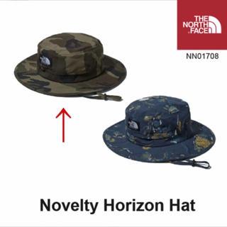 ザノースフェイス(THE NORTH FACE)の【値下】The North Face ハット horizons hat(ハット)