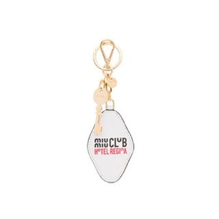 miumiu - 新品未使用★miumiuミュウミュウ キーホルダー