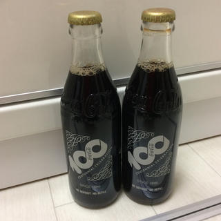 コカコーラ(コカ・コーラ)のコカコーラ 100周年 記念(ノベルティグッズ)