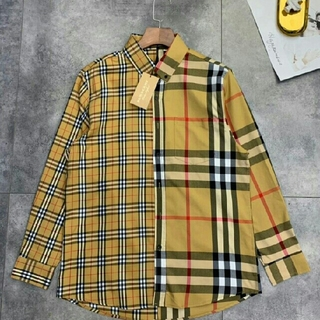 BURBERRY - BURBERYY バーバリ 最高品質 男女兼用  シャツ