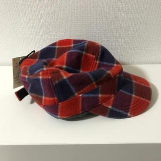 モンベル(mont bell)のmont-bell  耳あて付き帽子(帽子)