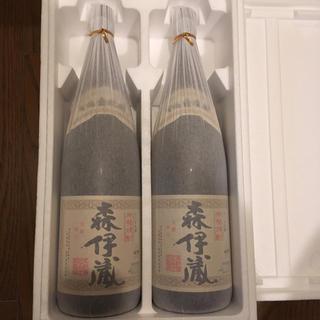 森伊蔵1800ml  2本セット(焼酎)