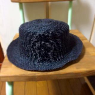 パナマハット(Panama Hat)のpanama hat  値下げ(麦わら帽子/ストローハット)