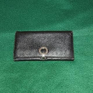 ブルガリ(BVLGARI)のBVLGARIの長財布 ブラック 1(長財布)