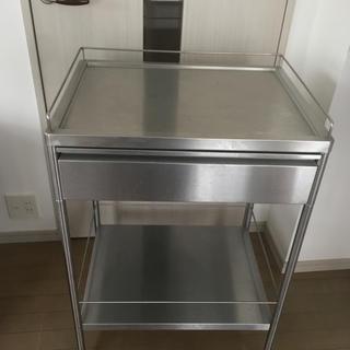 IKEA - 男前 キッチンキャビネット ワゴン