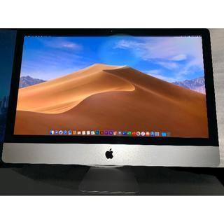 アップル(Apple)のiMac 5K 2017年式 9TB / 64GB / 最高CTO Care付(デスクトップ型PC)
