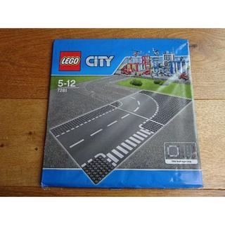 レゴ(Lego)の新品!送料込み☆レゴ シティ 7281 基盤 T字路とカーブ(その他)